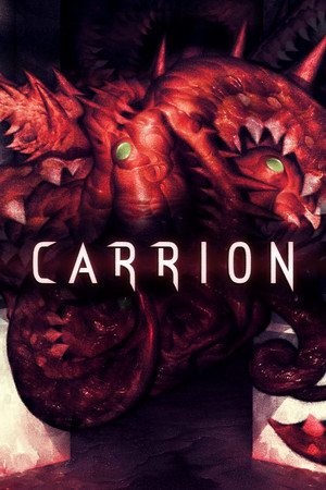 CARRION poster image on Steam Backlog
