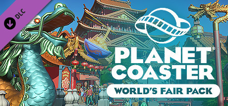 Image for Planet Coaster - World's Fair Pack