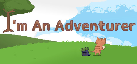 I'm an adventurer cover art