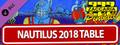Zaccaria Pinball - Nautilus 2018 Table