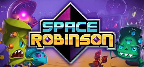 Teaser for Space Robinson: Hardcore Roguelike Action