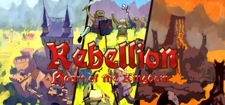 Heart of the Kingdom: Rebellion cover art