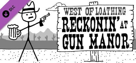 West of Loathing: Reckonin' at Gun Manor