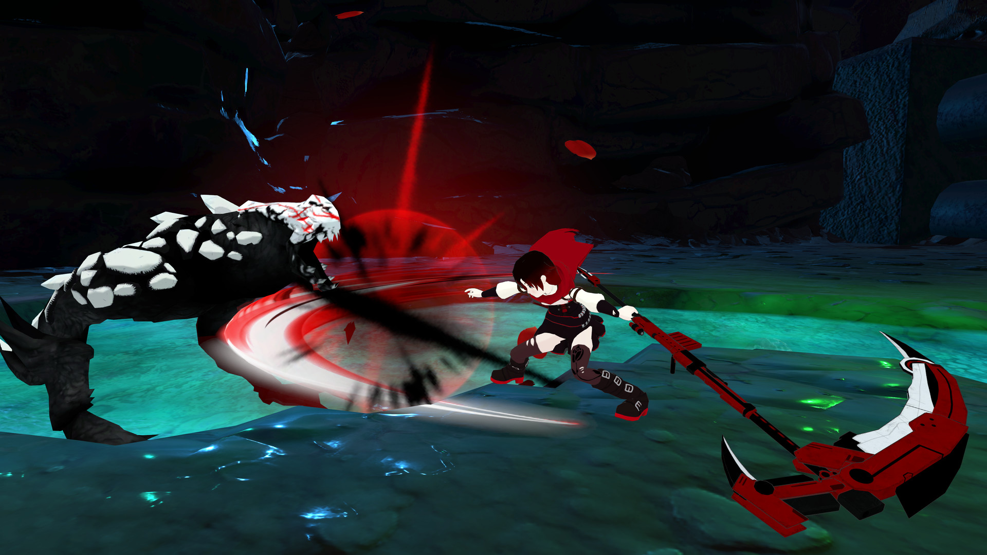 RWBY: Grimm Eclipse - Team RWBY Timeskip Costume Pack