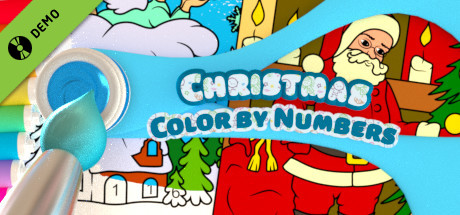 Color by Numbers - Christmas Demo