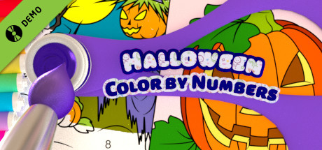 Color by Numbers - Halloween Demo