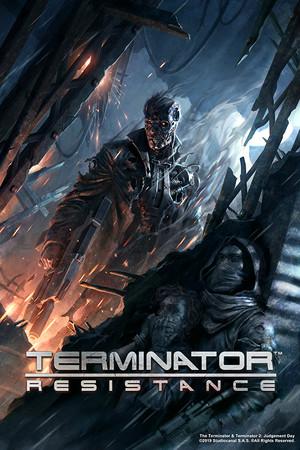 Terminator: Resistance poster image on Steam Backlog