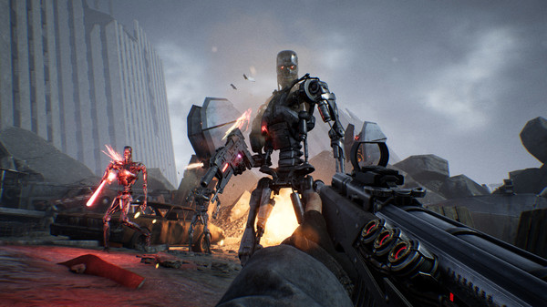 скриншот Terminator: Resistance 0