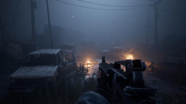 скриншот Terminator: Resistance 1
