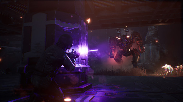 скриншот Terminator: Resistance 6