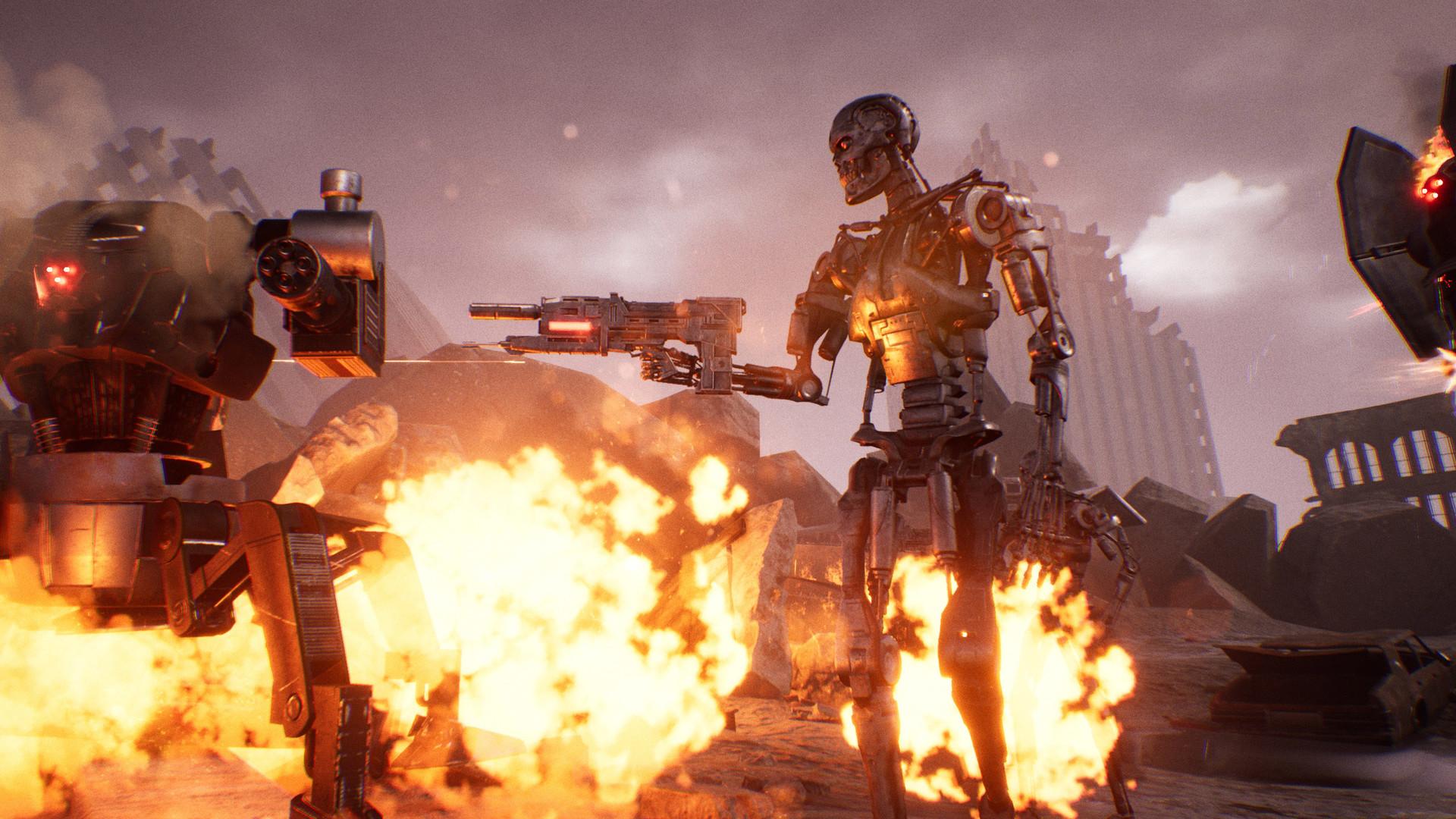 Terminator: Resistance [2019|Rus|Eng|Multi10]