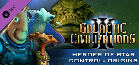 Galactic Civilizations III - Heroes of Star Control: Origins DLC