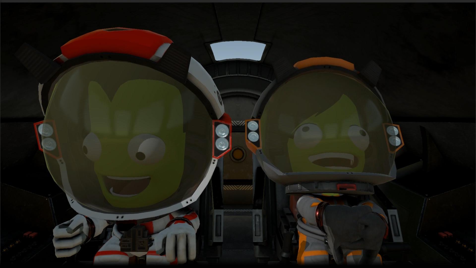 Screenshot of Kerbal Space Program 2 server hosting