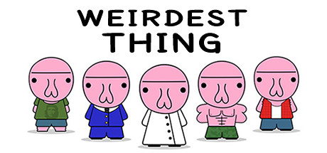 Weirdest Thing cover art