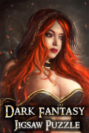 Dark Fantasy: Jigsaw Puzzle poster image on Steam Backlog