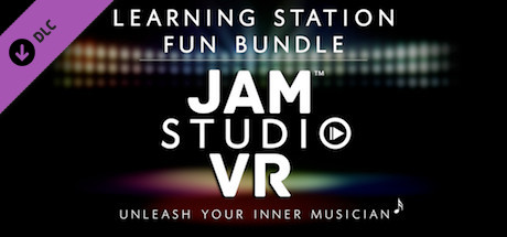Jam Studio VR - The Learning Station Fun Bundle