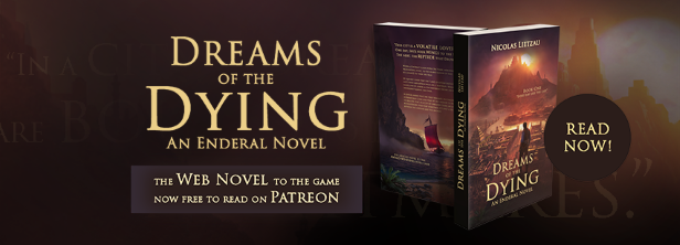 Enderal - Novel: Dreams of the Dying (audio included) on Steam