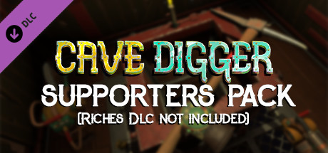Cave Digger: Supporter's Pack