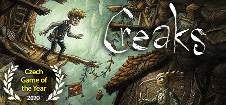 Creaks cover art