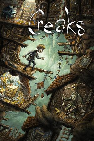 Creaks poster image on Steam Backlog