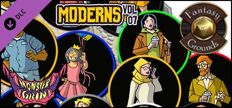 Fantasy Grounds - Moderns, Volume 7 (Token Pack)