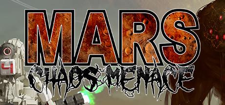 Mars: Chaos Menace cover art