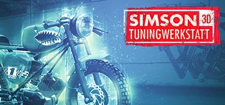 Simson Tuningwerkstatt 3D