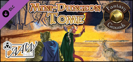 Fantasy Grounds - Mini-Dungeon Tome (PFRPG)