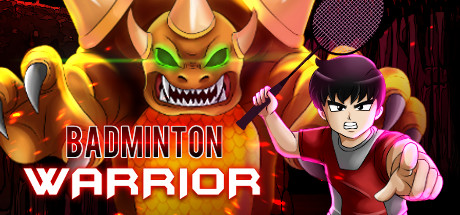 Badminton Warrior cover art