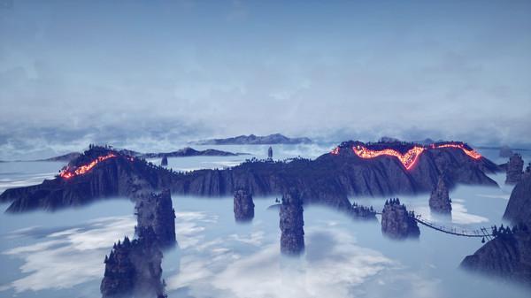 Screenshot of 9Dragons: Kung Fu Arena