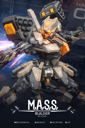 M.A.S.S. Builder poster image on Steam Backlog