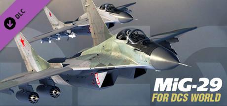 MiG-29 for DCS World | DLC