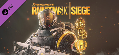 Tom Clancy's Rainbow Six Siege - Pro League Lion Set