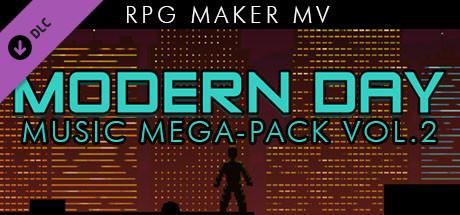 RPG Maker MV - Modern Day Music Mega Pack Vol 2