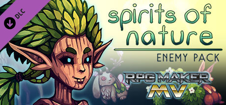 RPG Maker MV - Spirits of Nature: Enemy Pack Steam Discovery