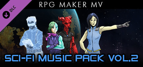 RPG Maker MV - Sci-Fi Music Pack Vol. 2