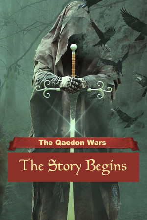 The Qaedon Wars - The Story Begins poster image on Steam Backlog