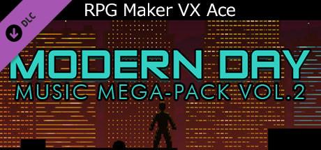 RPG Maker VX Ace - Modern Day Music Mega Pack Vol 2