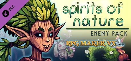 RPG Maker VX Ace - Spirits of Nature: Enemy Pack