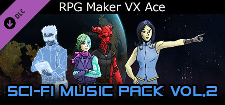 RPG Maker VX Ace - Sci-Fi Music Pack Vol. 2