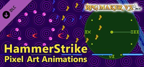 RPG Maker VX Ace - HammerStrike Pixel Art Animations