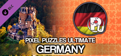 Jigsaw Puzzle Pack - Pixel Puzzles Ultimate: Germany