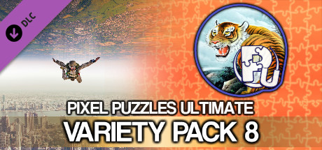 Pixel Puzzles Ultimate - Puzzle Pack: Variety Pack 8