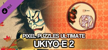 Pixel Puzzles Ultimate - Puzzle Pack: Ukiyo-e 2