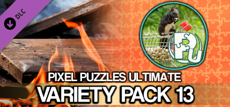 Купить Jigsaw Puzzle Pack - Pixel Puzzles Ultimate: Variety Pack 13 (DLC)