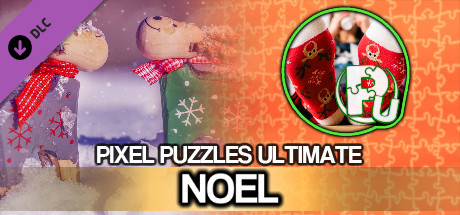 Jigsaw Puzzle Pack - Pixel Puzzles Ultimate: Noel