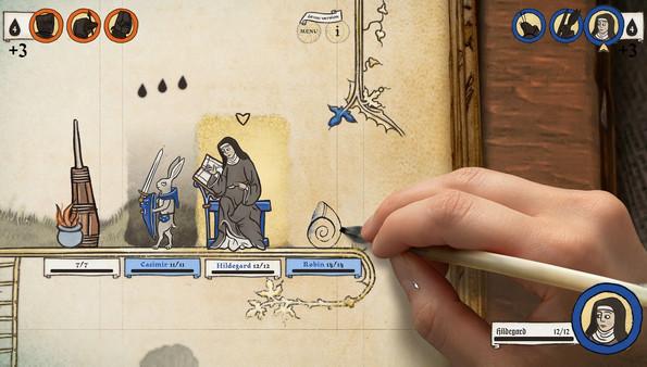 скриншот Inkulinati 5