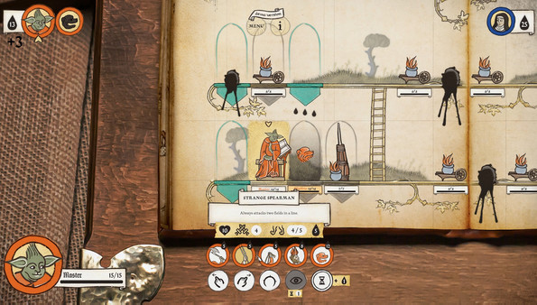 скриншот Inkulinati 3