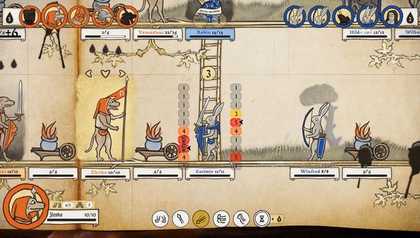 скриншот Inkulinati 2