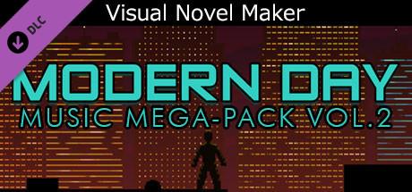 Visual Novel Maker - Modern Day Music Mega Pack Vol 2